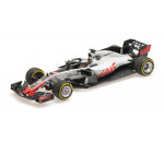 Minichamps 417180008 - HAAS F1 TEAM FERRARI VF-18 -ROMAIN GROSJEAN - 2018