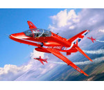 Revell 4921 - BAe HAWK T.1 RED ARROWS