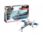 Revell 6744 - Resistance X-wing Fighter